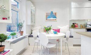 Интерьер квартиры в белом цвете: фото идеи