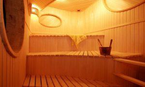 Как оформить дизайн бани внутри помещения