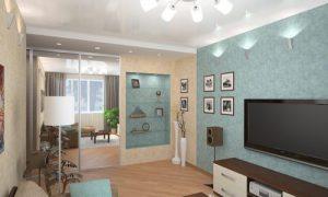 Продумываем дизайн гостиной 20 метров: фото идеи