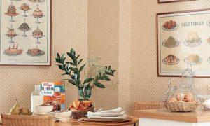 Как оформить дизайн стен на кухне: обоями, фотообои, под кирпич или плиткой