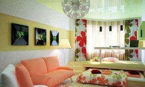 Красивые интерьеры маленьких квартир: фото подборки идей