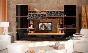 Как выбрать стенки горки для гостиной или зала