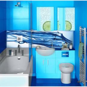 Ванная 2 на 2: идеи дизайна интерьера
