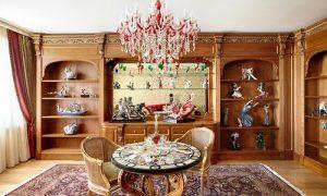 Стиль классика в интерьере квартиры