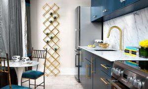 Длинная, но узкая кухня: идеи планировки и интерьера