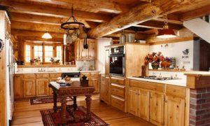 Каким должен быть интерьер деревенского дома