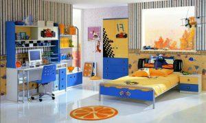 Как обустроить интерьер комнаты для мальчика