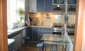 Как обустроить интерьер угловой кухни: 6, 8, 9, 12 кв. м.