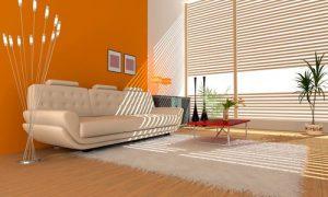 Как продумать интерьер в оранжевом цвете