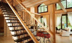 Преимущества лестницы в интерьере дома