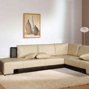 Как выглядят угловые диваны в интерьере