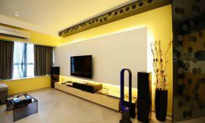 Создаем желтый интерьер квартиры