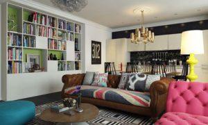 Идеи про необычные интерьеры квартир