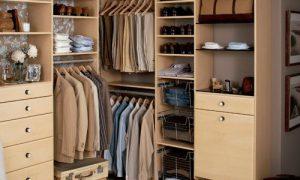 Обустройство и интерьер гардеробной комнаты