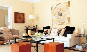 Какие бывают простые интерьеры квартир