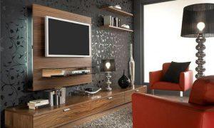 Как располагают телевизоры в интерьере