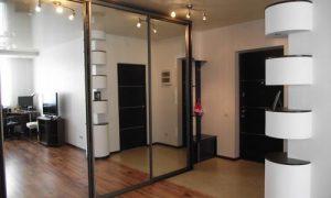 Делаем зеркальные стены в интерьере комнат