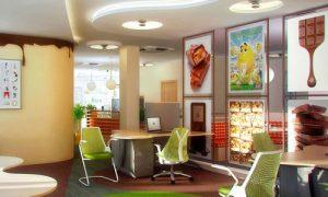 Как обустроить дизайн интерьера офиса