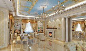 Как создать дворцовый стиль для квартиры