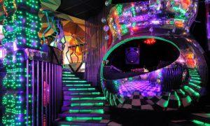 В каком стиле оформить интерьер ночного клуба