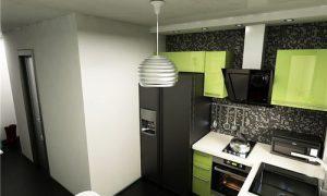 Продумываем дизайн кухни 5 кв. метров