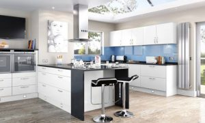 Как обустроить дизайн современной кухни