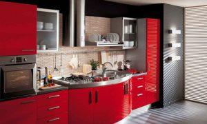 Оформляем дизайн интерьера большой кухни