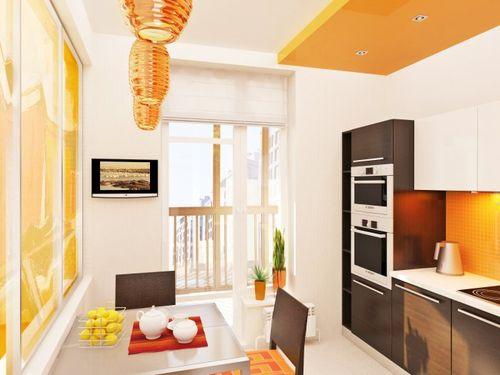 Кухня 13 кв м дизайн фото с диваном
