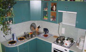 Идеи дизайна и планировки кухни 7 кв. м.