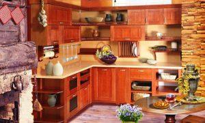 Каким сделать дизайн кухни в частном доме