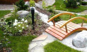 Как обустроить ландшафтный дизайн загородного дома