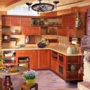 Как сделать красивую уютную кухню: фото идеи