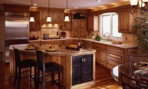 Все про коричневые кухни: идеи дизайна интерьеров