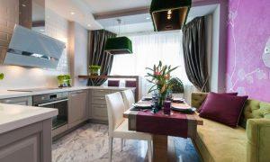 Идеи интерьера дизайна кухни 15 кв метров