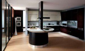 Идеи дизайна кухни в стиле Хай Тек