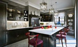 Чем привлекательна серая кухня в интерьере