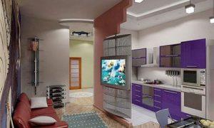 Идеи дизайна интерьера малогабаритных квартир