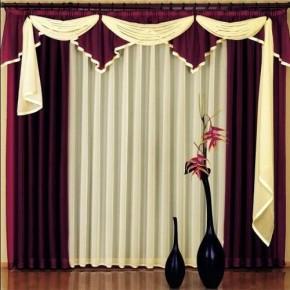 Выбираем дизайн окна и стен для гостиной