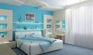 Как обустроить дизайн спальной комнаты