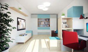 Идеи дизайна квартир в домах серии п 44т