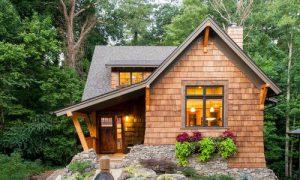 Каким сделать дизайн маленького дома внутри и снаружи