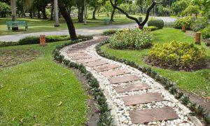 Идеи дизайна садовых дорожек на даче
