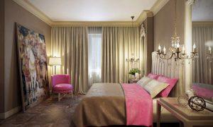 Как обставить спальню 9 кв. метров: идеи дизайна