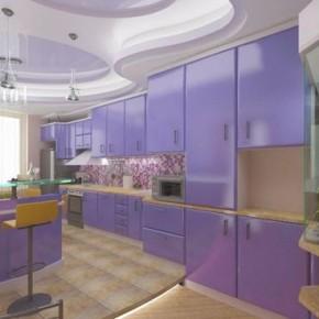 Продумываем дизайн кухни в панельном доме