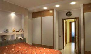Как продумать дизайн спальни с гардеробной