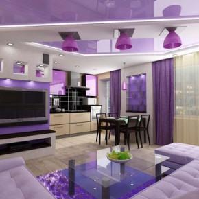 Современные варианты гостиной 15 квадратных метров