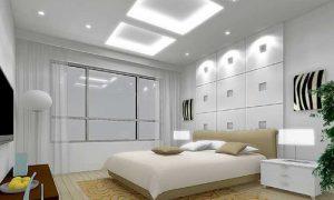 Как обустроить дизайн спальни 20 кв. м.