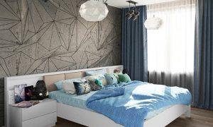 Современные идеи дизайна спальни 10 кв метров
