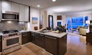 Как продумать интерьер кухни 18 квадратных метров