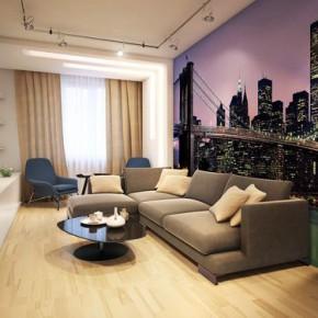 Выбираем стиль для гостиной 12 кв. метров